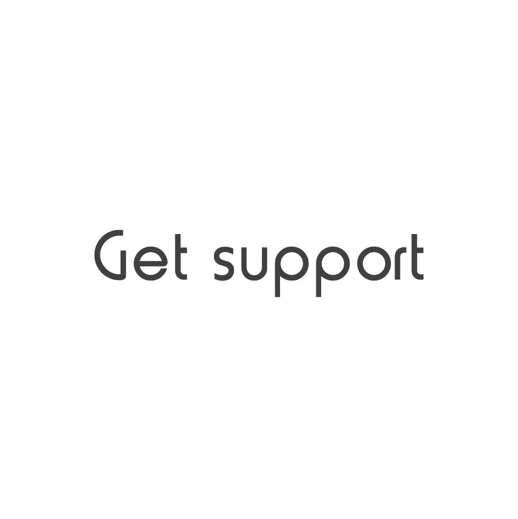 Heardat-bannerget support-50op white block